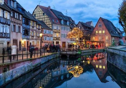奥地利阿尔卑斯山+瑞士+德国10日7晚跟团游